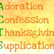 Teaching Kids to Pray Series: Be Simple Thumbnail
