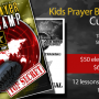 Kids Prayer Boot Camp Curriculum