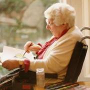 Praying for the Elderly Thumbnail