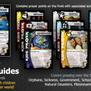 Kids Prayer Guides / Scripture Cards Thumbnail